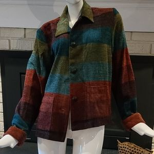 NWT Christopher & Banks Button Down Jacket